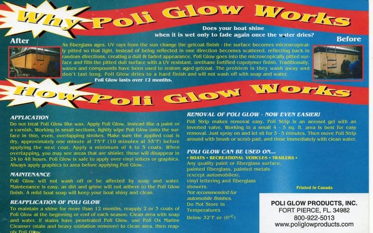 Click here to view Poli-Glow's Website
